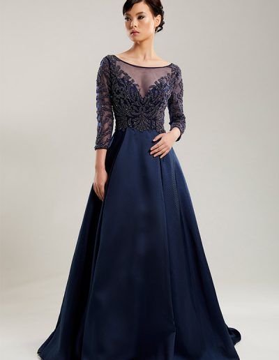 37.vestido-largo-falda-mikado-cuerpo-pedreria-azul-marino-del