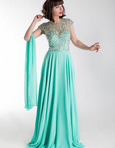 vestido-largo-verde-turquesa